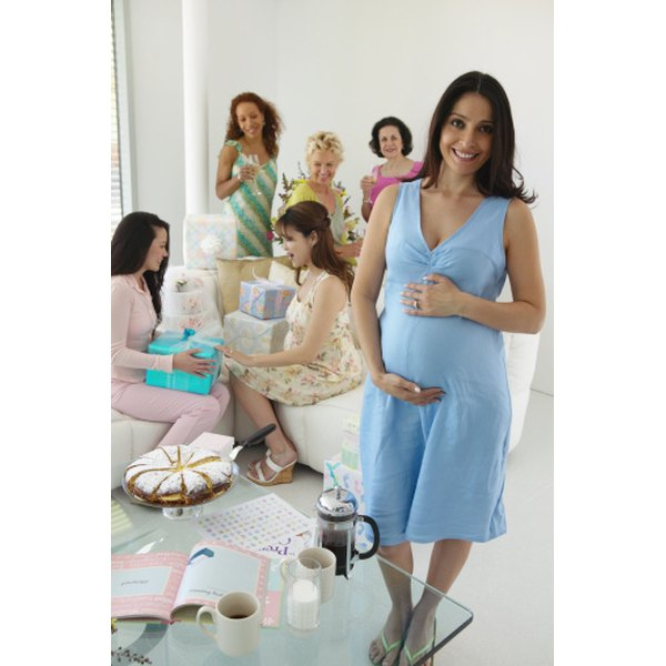 Have fun planning a creative baby shower.