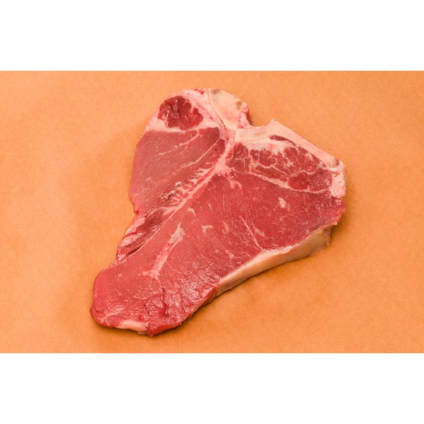 Common methods of cooking steak include grilling and broiling.