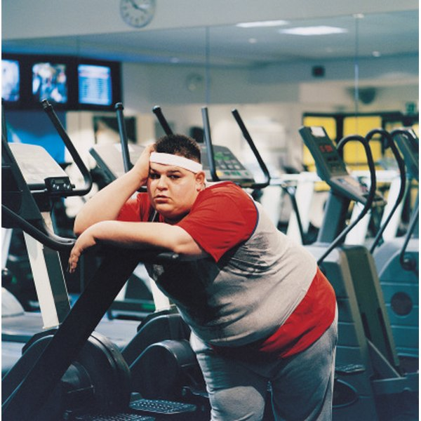 The Best Cardio Machines For Obese People