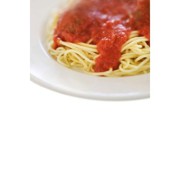 Tomato sauce is the keystone of southern Italian cuisine.