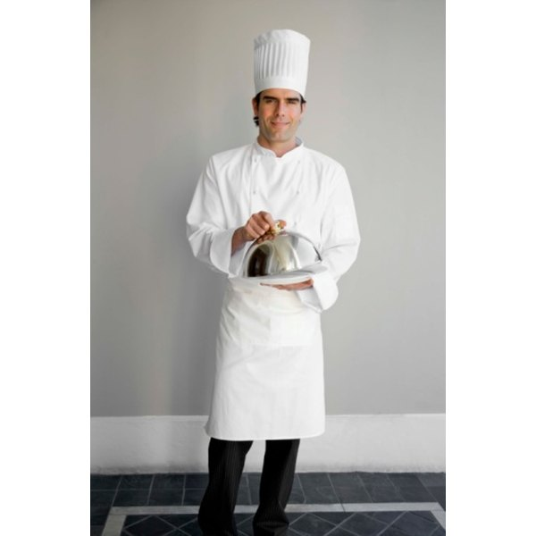 The most traditional form of chef hat is known as the toque.