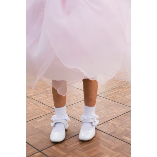 Puffy tulle dresses are simple to make once you have the right supplies.