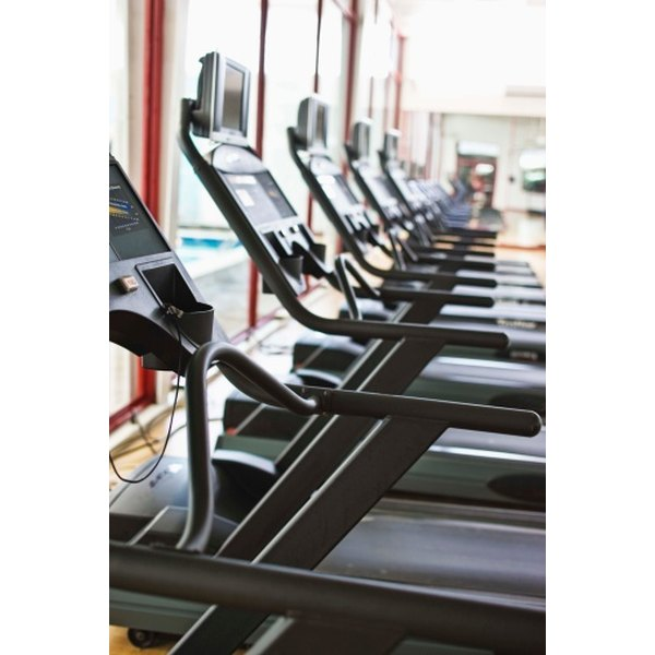 Certain treadmills will support a person who weighs up to 400 lbs.