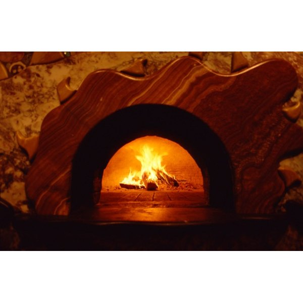Enjoy wood-fired foods from a properly built brick oven.