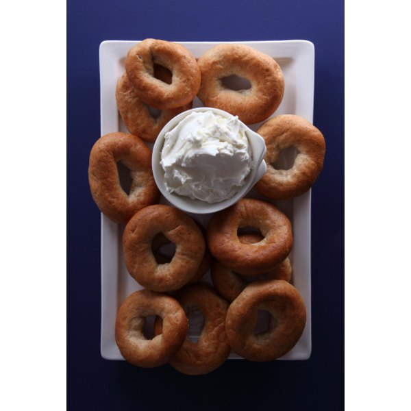 Homemade cream cheese can be used in recipes or as a spread