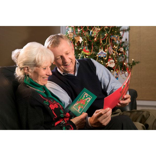 How To Donate Used Christmas Cards