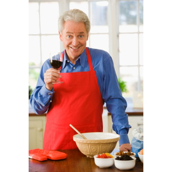 """Select regular drinking wine of your choice instead of the one labeled as """"cooking wine."""""""