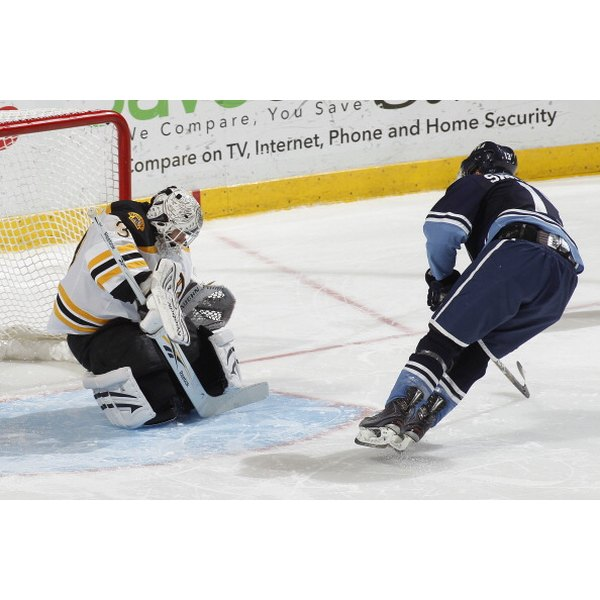 What Is The Trapezoid Behind A Hockey Goal For Healthfully