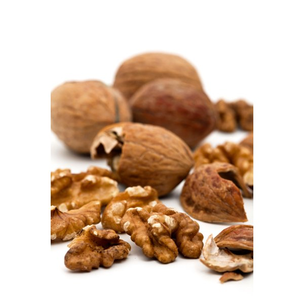 Nuts are a common food allergen.