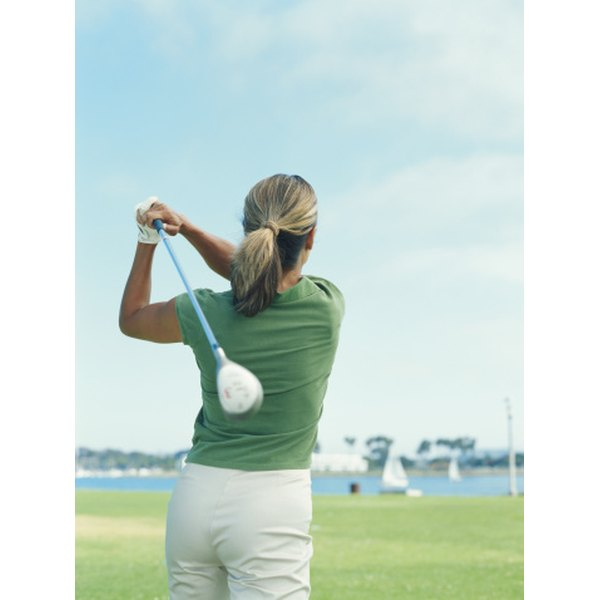 Women have been involved in golf since the 16th century.