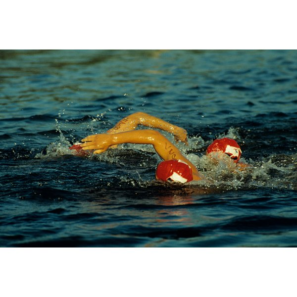 One hazard of cold water swimming is increased urine production, which can contribute to dehydration.