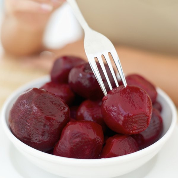 Boil beetroots to enjoy their sweet and succulent flavor.