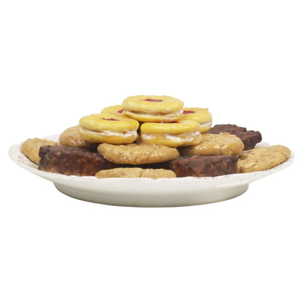 Cookies can be lettered to spell out words or phrases.