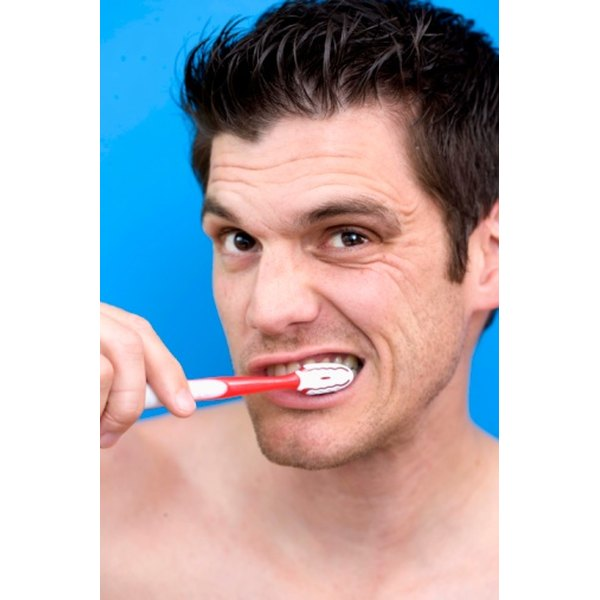Brush your teeth regularly to decrease toothache risk.