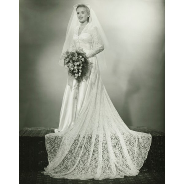 Wedding Dresses of the 1920s, 1930s & 1940s | Our Everyday Life