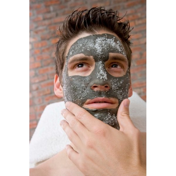 Sugar and salt act as an exfoliants in facial masks.