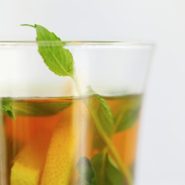 Herbal tea may relieve kidney problems.