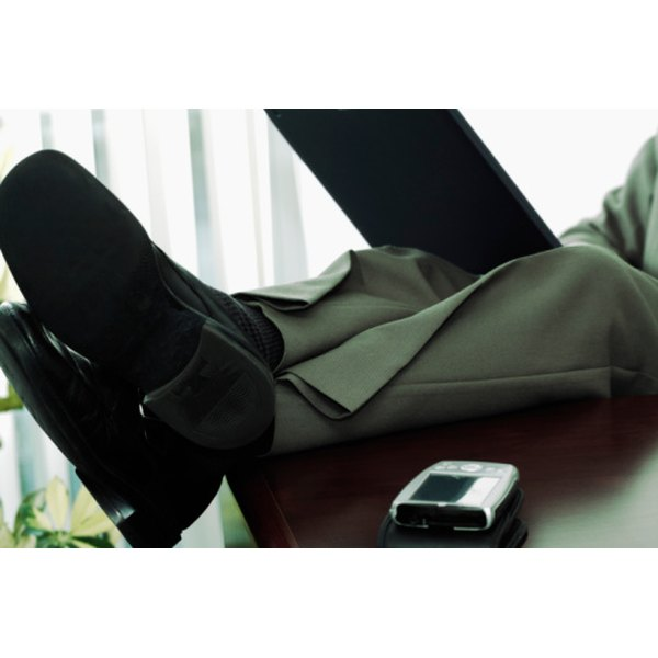 Shoe inserts can provide suppport and ease lower body pain.