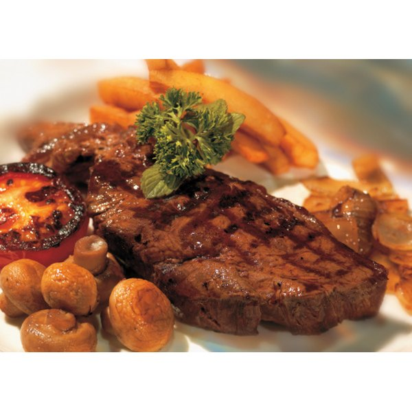 Menu Ideas For A Steak Meal