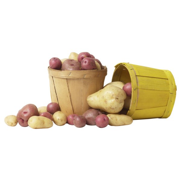 Boiled potatoes are the heart of many recipes.
