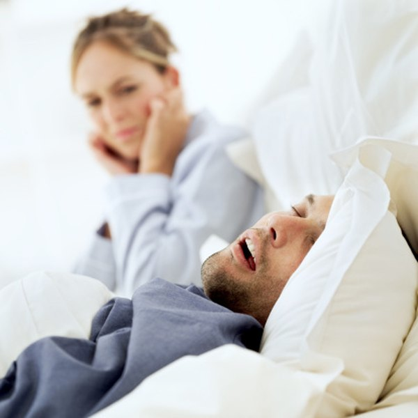CPAP helps to prevent snoring.
