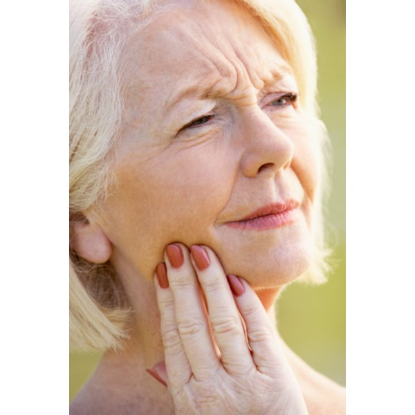 Tooth pain can be a symptom of a cavity.