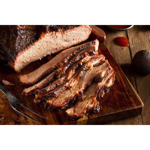how to slow cook brisket in oven