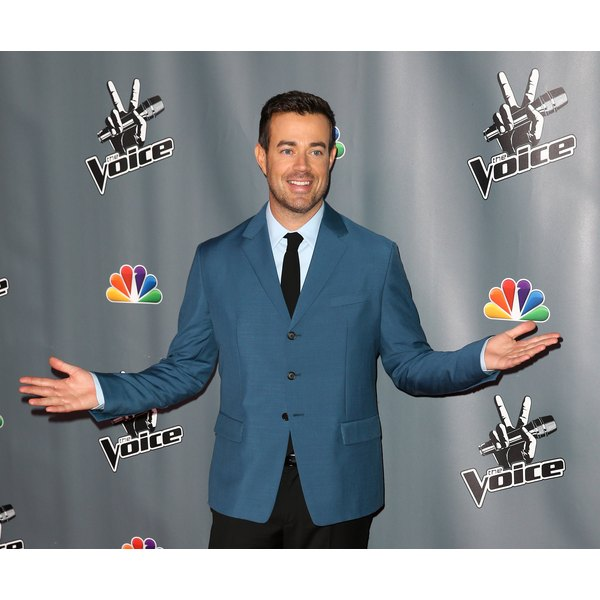 "Carson Daly opened up about his lifelong battle with anxiety on a recent episode of ""Today."""