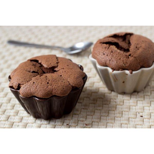 Can I Bake Individual Brownies in Ceramic Ramekins?