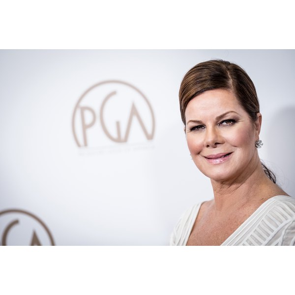 Marcia Gay Harden shares some wisdom learned from taking care of her mother, who is suffering from Alzheimer's.