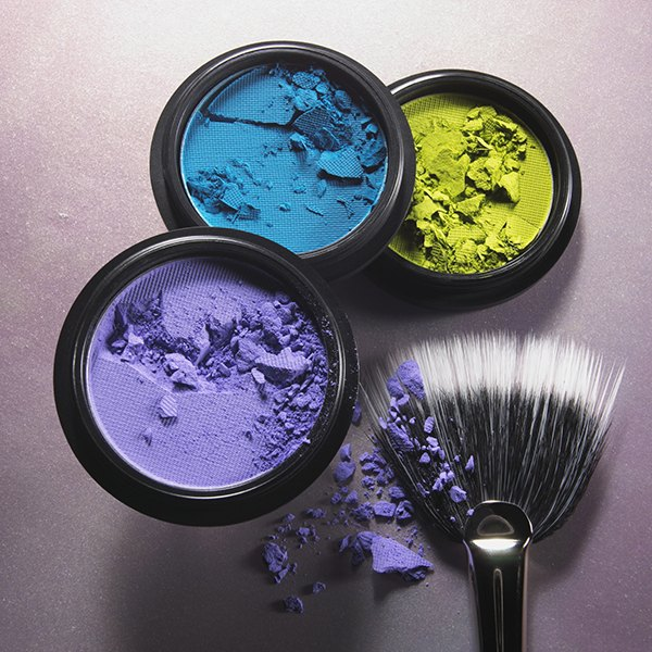 Go bold or go home with jewel-toned eyes.