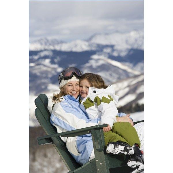 Fluff a Ski Jacket