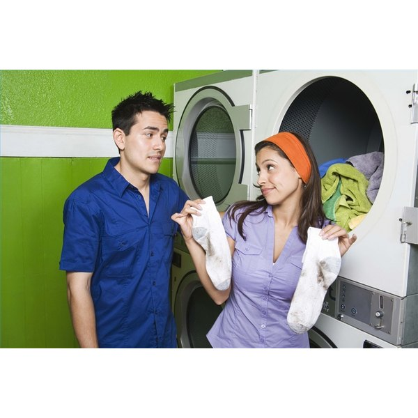 Keep Dirty Laundry From Smelling