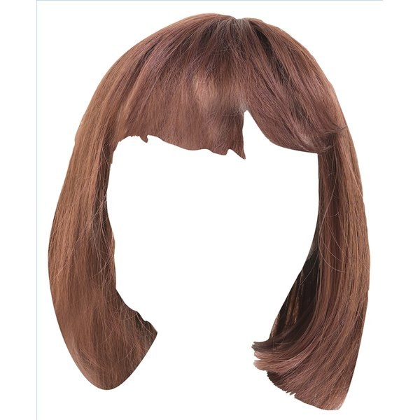 Style a Human Hair Wig