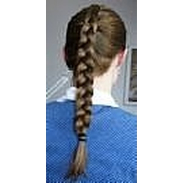 How To Teach Yourself To Braid Your Own Hair Our Everyday Life