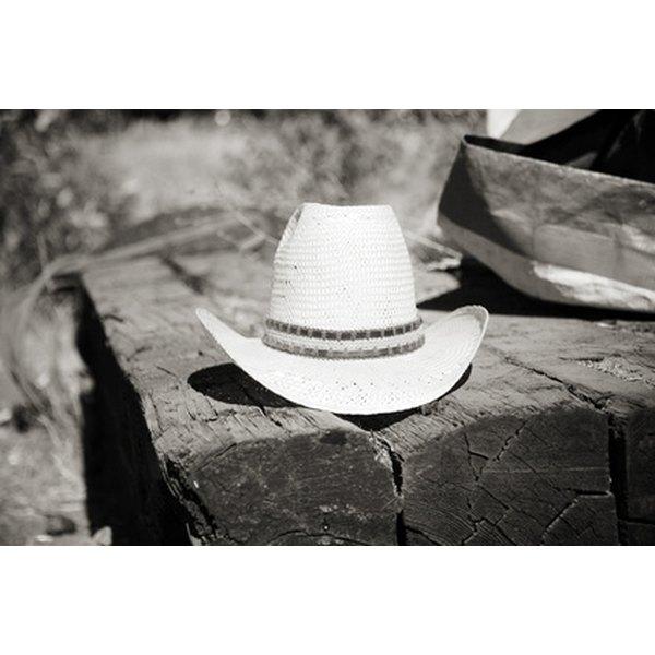 Waterproof a Cowboy Hat