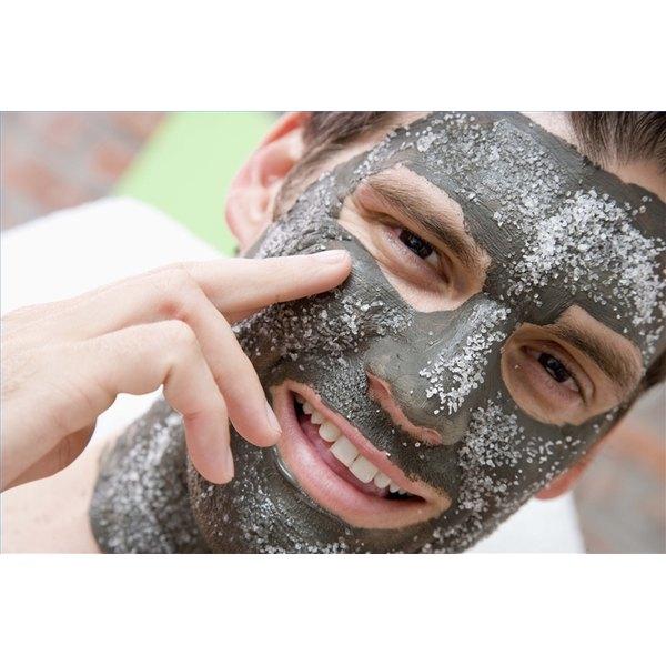 Use Facial Scrub