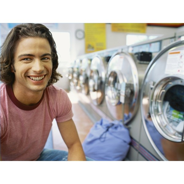 Dye Fabric Using a Front-Loading Washing Machine
