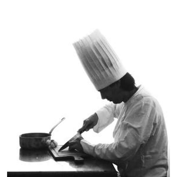 A chef's uniform is designed for safety.