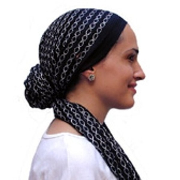 download how to tie head scarf
