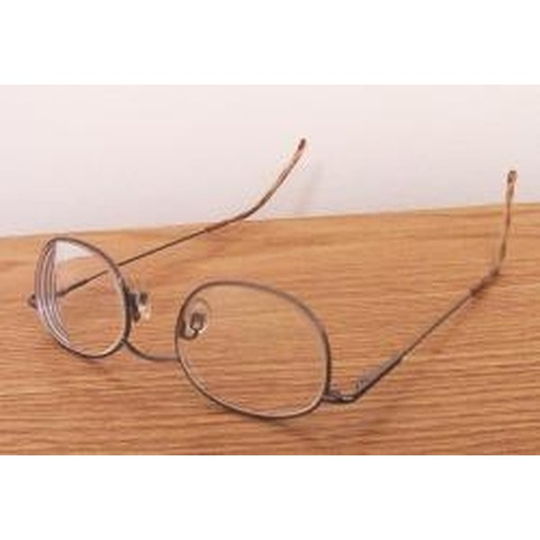 Keeping your eyeglasses clean will help you see better and prevent headaches.