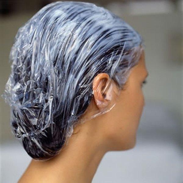 Deep-condition hair