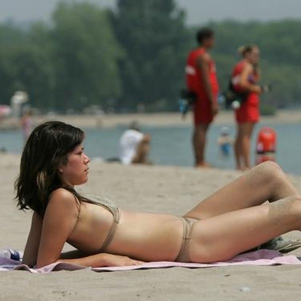 How To Get A Natural Tan Without Burning