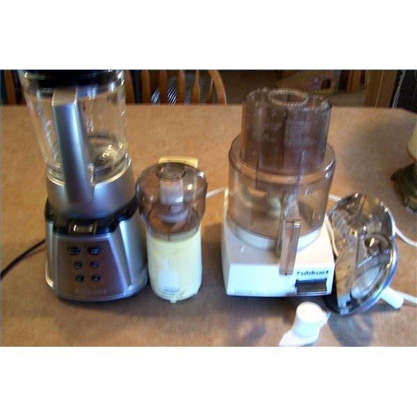 How Does a Food Processor Work?