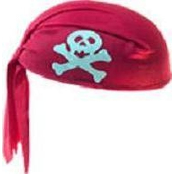 How to make a pirate hat from a bandanna our everyday life for Diy pirate hat template