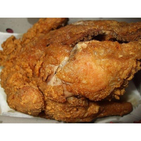 Find out the secret ingredient for crispy fried chicken.