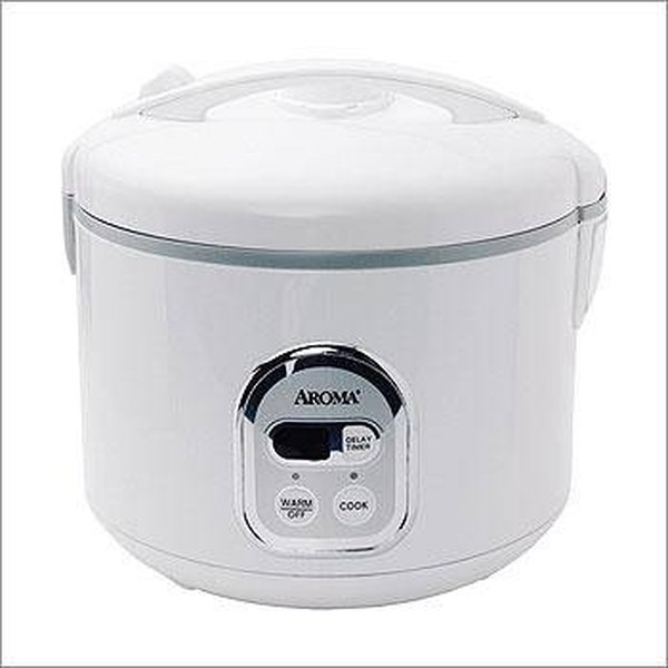 Cook Rice in a Steamer