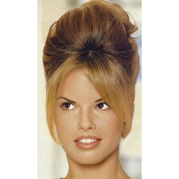 Do a Beehive Updo
