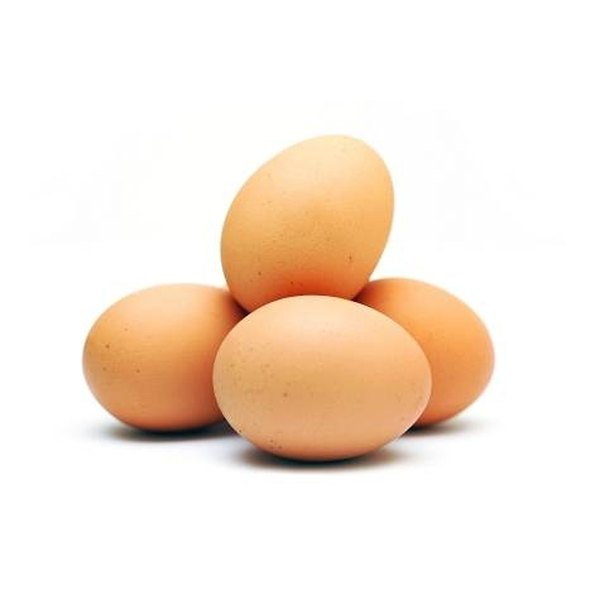 Eggs for Skin and Hair
