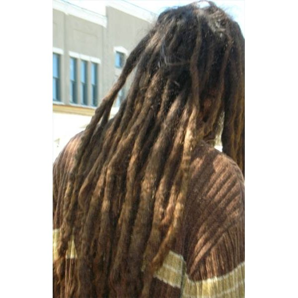How To Dreadlock Thin Straight Hair Our Everyday Life